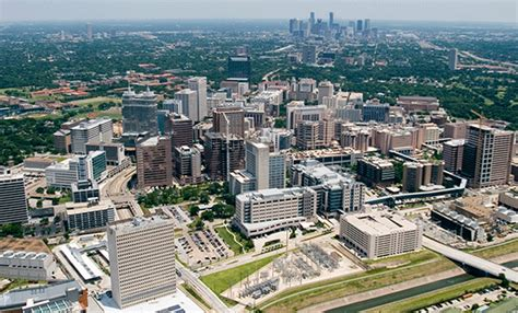 The Prognosis for Houston's Healthcare Sector is still