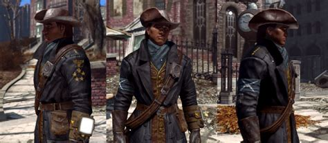 Minuteman General Replacers at Fallout 4 Nexus - Mods and