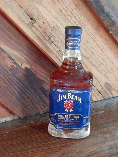 Jim Beam Double Oak Bourbon Review | The Whiskey Reviewer