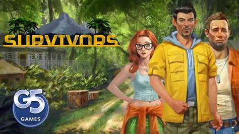 Survivors: The Quest® for Google Play - YouTube