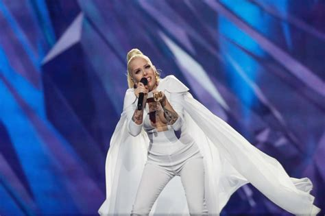 Eurovision 2017: Second rehearsals with Iceland