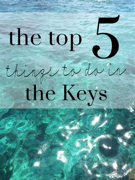 {Blogged:} The Florida Keys is my new favorite place