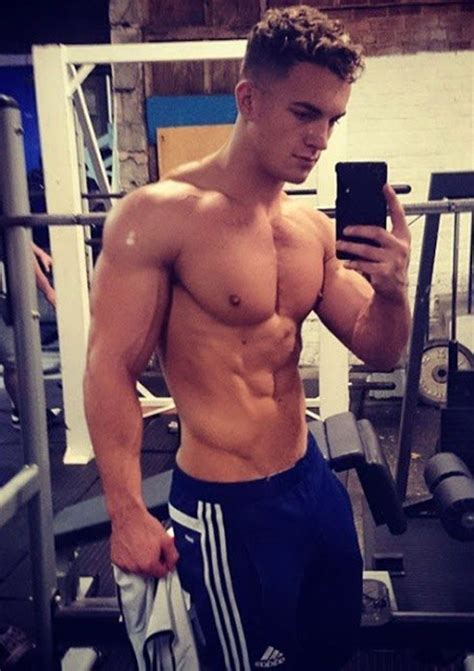 Definition of a Man: Gym Selfies