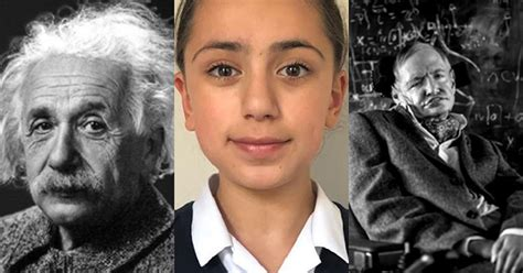 This 11-Year-Old Has A Higher IQ Than Einstein And Hawking