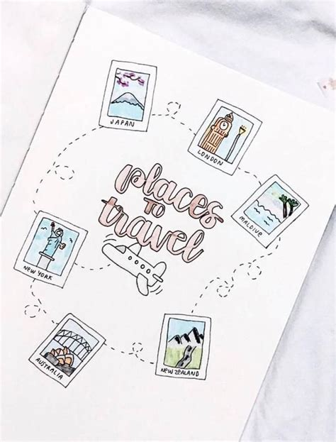 Creative bullet journal idea by @coudyiswriting