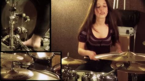TOOL - ÆNEMA - DRUM COVER BY MEYTAL COHEN (Take 2) - YouTube