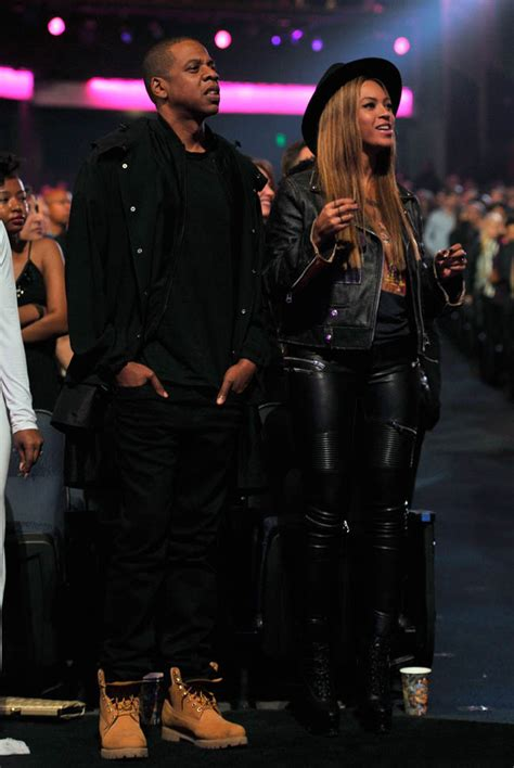 Beyonce, JayZ, and more attend Stevie Wonder Grammys