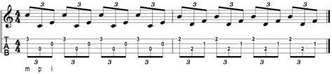 Ten Arpeggio Exercises Plus a Song to Improve Your