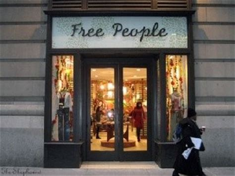 Free People Outlet Mall Locations