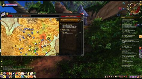 Where is Highpass WoD Explore Gorgrond - YouTube