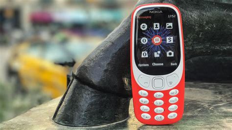 The new Nokia 3310 release date expected to be in May