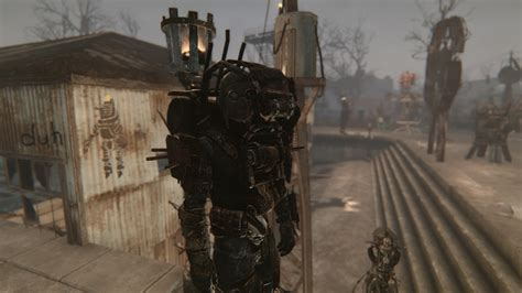 HD Raider Armor at Fallout 4 Nexus - Mods and community