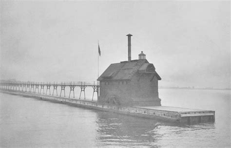 Manitowoc Breakwater Lighthouse, Wisconsin at
