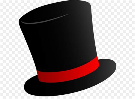 Free Top Hat Transparent Background, Download Free Clip