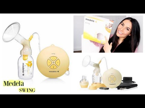 Mejor sacaleches ¿Medela Swing o Philips AVENT?【2020