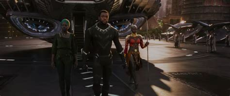 Black Panther Has Highest-Grossing First Week Of Any