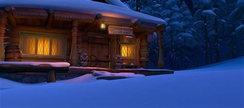 Wandering Oaken's Trading Post and Sauna | Disney Wiki