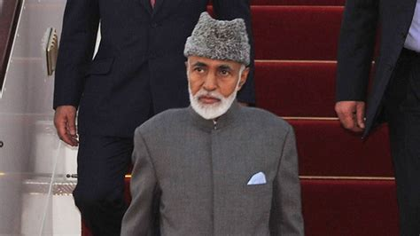 Oman's Sultan returns after undergoing treatment abroad