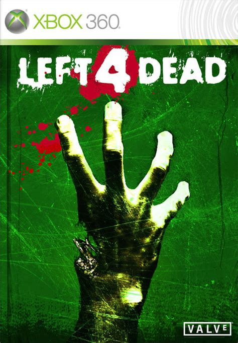 News: Valve Artist Reveals How L4D Box Cover Came To Be