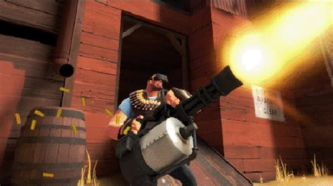 Team Fortress 2 VR mode added in new patch | PCGamesN