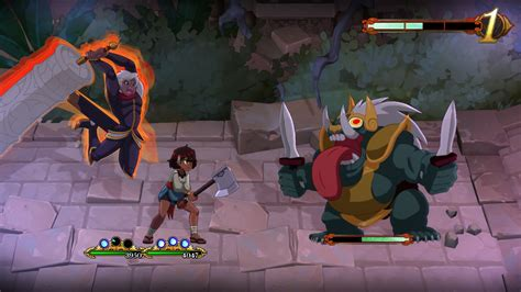 Indivisible Opening Preview Released by Lab Zero Games
