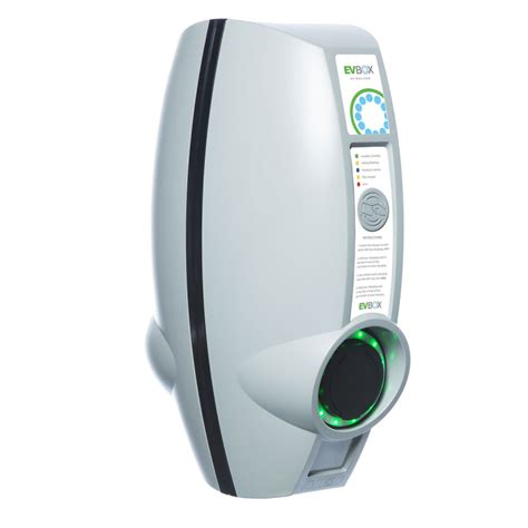 EVBOX Charging station BusinessLine double - 2x7,4kW or 2x