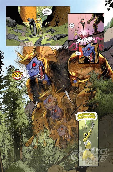 Exclusive Preview: Mighty Morphin Power Rangers 2017