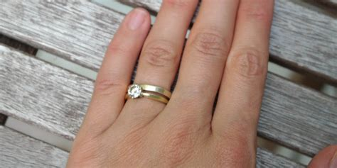Why I Don't Wear My Engagement Ring   HuffPost