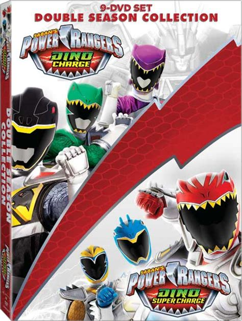 Power Rangers Complete Series Sets Released On DVD