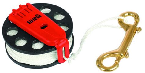 Mares Compact Finger reel