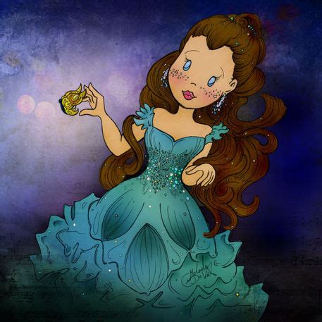 """""""Butterfly Princess"""" Drawing art prints and posters by"""