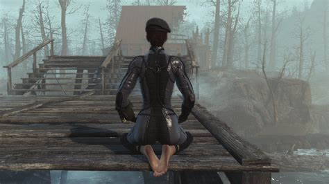 Barefoot Wetsuit at Fallout 4 Nexus - Mods and community