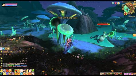 Where is The Writhing Mire WoD Explore Spires of Arak