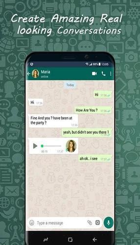 WhatsFake Pro - Chat falso for Android - APK Download
