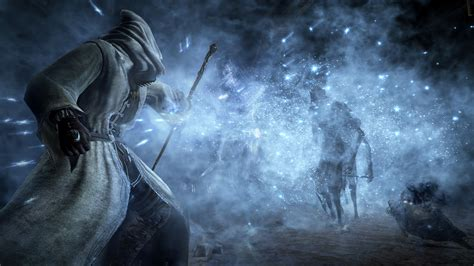Dark Souls 3 Ashes of the Ariandel DLC Launch Trailer Released