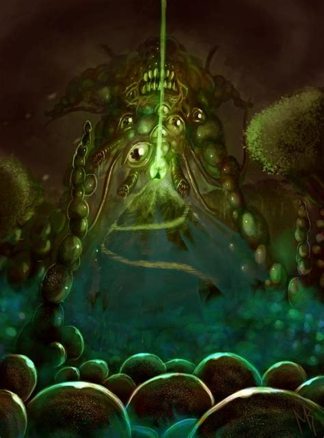 The Invocation of Yog-Sothoth by Demodus on DeviantArt