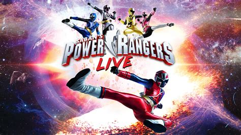 'It's morphin' time!' - 'Power Rangers Live' kicks into