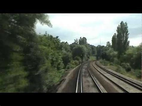 Driver's Eye View Cab Ride London Victoria to Gatwick July