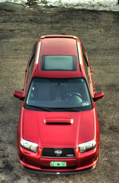 Red Forester Pictures - Page 28 - Subaru Forester Owners Forum